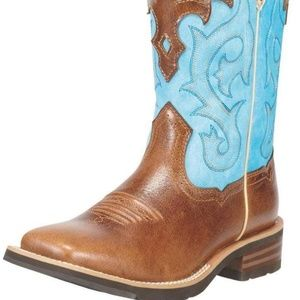 Ariat Shoes - Ariat 10010195 Unbridled Pro Crepe Brown Leather